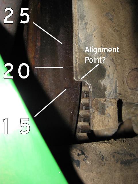 Deere/Yanmar Injection Pump Static Timing - 5 Qs